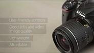Nikon D3400 Product Overview