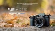 Fujifilm X-S10概述GydF4y2Ba