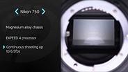 Nikon D750 Product Overview