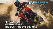 Fernando Marmolejo and the Olympus OM-D E-M1X in Sevilla