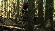 Canon PowerShot G7 X mountain biking sample video