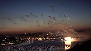 Sony Cyber-shot DSC-RX100 IV 4K fireworks video