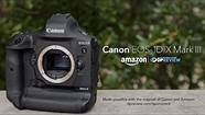 Canon EOS-1D X Mark III Product Overview