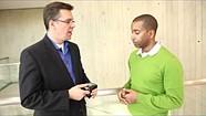 Panasonic Lumix GX1 Interview at PDN Photoplus Expo 2011