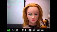 Sony a7R II Eye AF Test