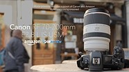Canon RF 70-200mm F2.8L IS USM Overview