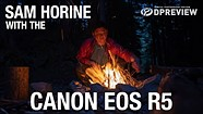 Sam Horine和佳能EOS R5