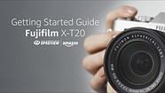 入门指南:Fujifilm X-T20