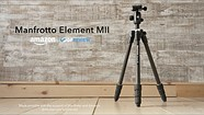 Manfrotto Element MII overview