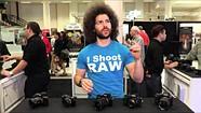 PIX2015 Jared Polin Sony Booth - Mirrorless Cameras