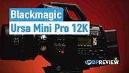 Blackmagic Ursa Mini Pro 12K - Mirrorless cameras need these features!
