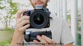 First Look: Nikon D850