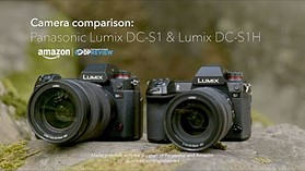 Camera comparison: Panasonic Lumix DC-S1 vs DC-S1H