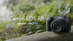 Canon EOS RP product overview
