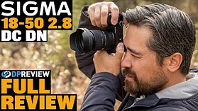 Sigma 18-50mm F2.8 DC DN Contemporary Review