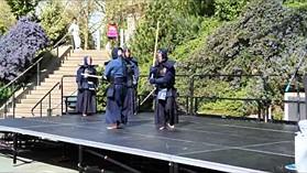 Samsung NX30 Sample Video Kendo Demonstration