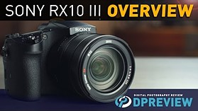 Sony Cyber-shot DSC-RX10 III Overview