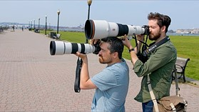 DPReview TV: Hands-on with Sony's new super-telephoto lenses (600mm F4 GM & 200-600mm F5.6-6.3)