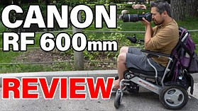 The best first lens for wildlife? Canon RF 600mm F11 Review