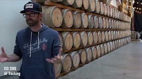 Westland Whiskey Distillery with the Panasonic GH5