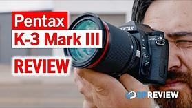 Pentax K-3 Mark III Review (+ comparison to Nikon D500)
