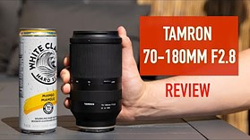 Tamron 70-180mm F2.8 Di III VXD Review: The Itty Bitty Full Frame Tele