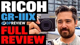 Ricoh GR IIIx Review – Same great GR body, now with a 40mm lens!