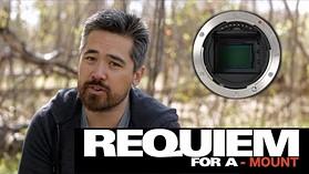 A-Mount的Requiem:回顾Minolta和Sony的DSLR安装