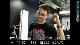 Sony RX100 IV: Eye AF (AF-C)