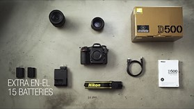 Getting started Guide: Nikon D500