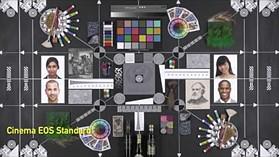 Canon XC10 Looks - Studio Scene