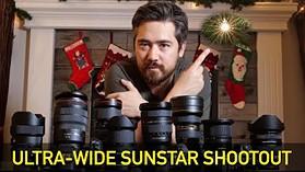 Ultrawide Lens Sunstar Shootout! (Canon, Nikon, Sony, Panasonic, Tamron, Sigma)