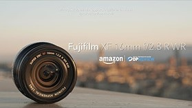 Fujifilm XF 8-16mm F2.8 R LM WR product overview