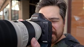 Canon EOS 1DX Mark III Preview