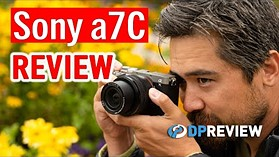 Sony a7C Hands-on Review + comparisons to Sony a7 III