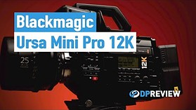 Blackmagic Ursa Mini Pro 12K - Mirrorless cameras need these features!
